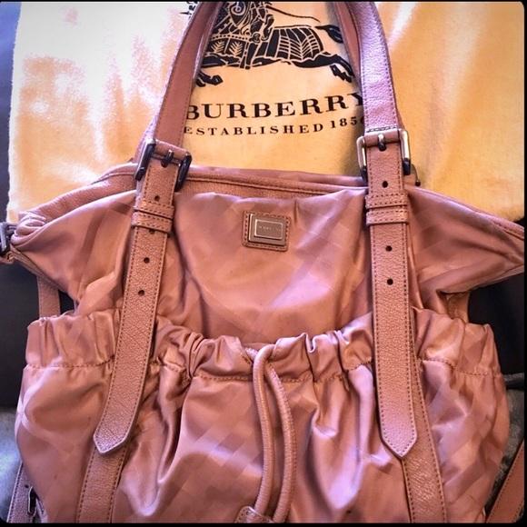 Burberry Handbags - Burberry shoulder bag